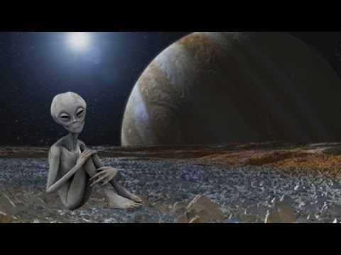 There May Be Alien Life In Our Solar System