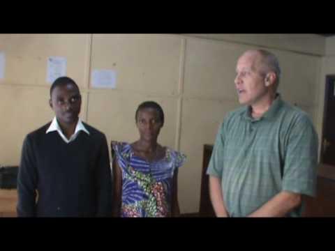 2017 03 Update at Amazing Grace Christian Radio Kigali, Rwanda