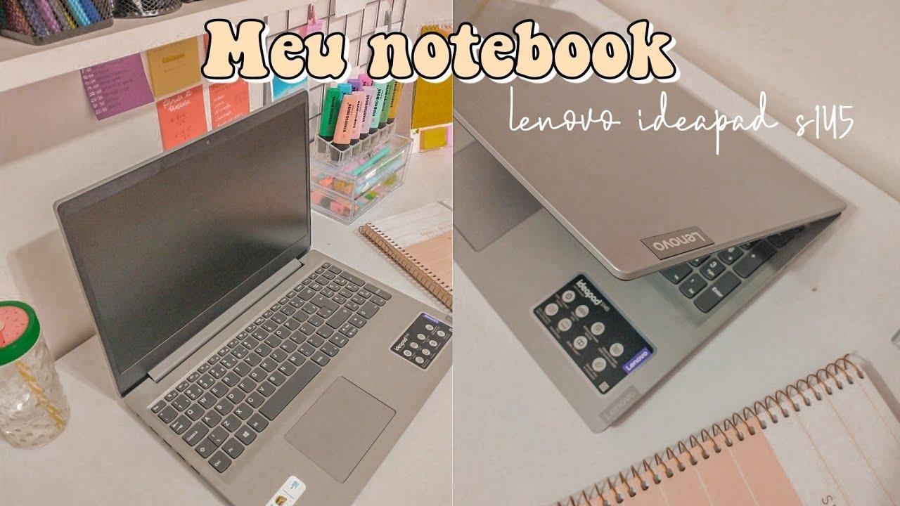 Meu NOTEBOOK | Lenovo Ideapad S145