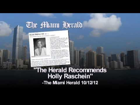 Raschein Endorsed by The Miami Herald