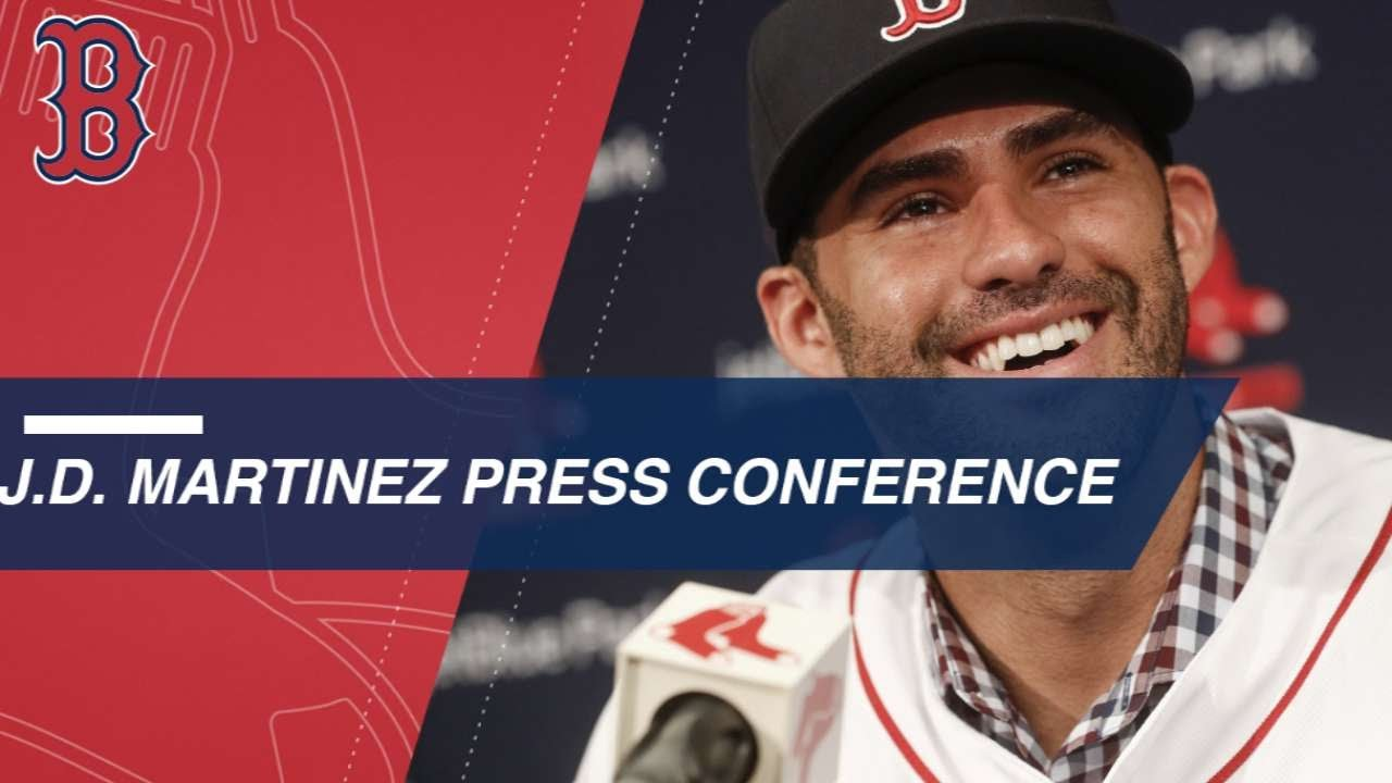 Red Sox Vs. Rays Lineups: JD Martinez Returns, Mookie Betts In Right