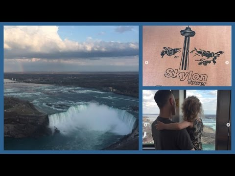 SKYLON TOWER AT NIAGARA FALLS | beingmommywithstyle