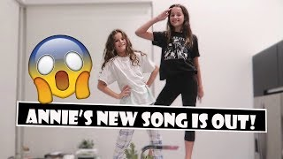 Annie's New Song Is Out! 😱 (WK 387.2) | Bratayley