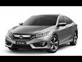 Avaliação Honda Civic EXL 2.0 2017