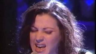 Tina Arena - Never (Past Tense) live on Des & Mel Show