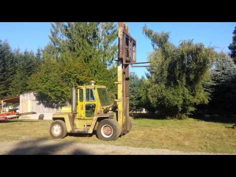 Clark 18k Forklift