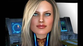 Guile 3D Studio - Virtual Assistant Denise - The Beginning - Part 2 - Reaching Earth