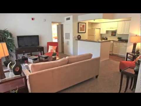Ridge Club Apartments Orlando FL 3 Bedroom 2 Bath Model Walk Through Tour