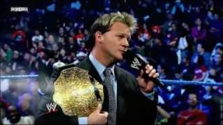 WWE WrestleMania 26 - Edge vs Chris Jericho - Promo (HQ)