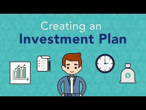 How to Create an Investment Plan | Phil Town