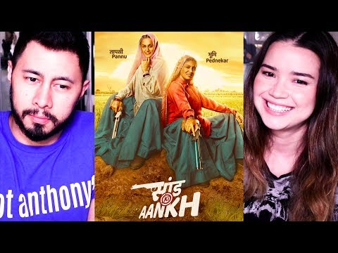 SAAND KI AANKH | Taapsee Pannu | Bhumi Pednekar | Tushar Hiranandani | Teaser Reaction! Mp3