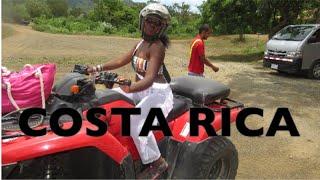 COSTA RICA ADVENTURES PART 2 - ATV VLOG!