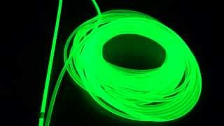 263ft (80m) of Optical Fiber with less than 4W LED Laser