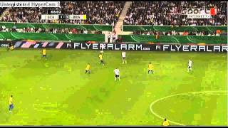 Germany - Brazil 3-2 all goals & highlights