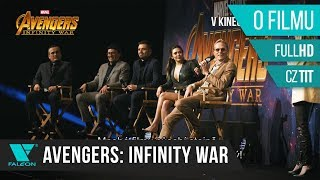 Avengers: Infinity War (2018) Film o filmu | UK event [CZ TIT]
