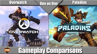 One on One - Overwatch vs Paladins