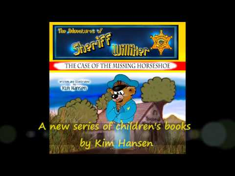 the-adventures-of-sheriff-williker- -official-book-trailer-/-series-of-children's-picture-books