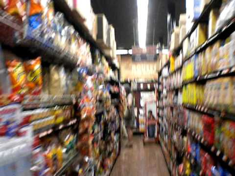 Rouse's Market on Royal St in The French Quarter.