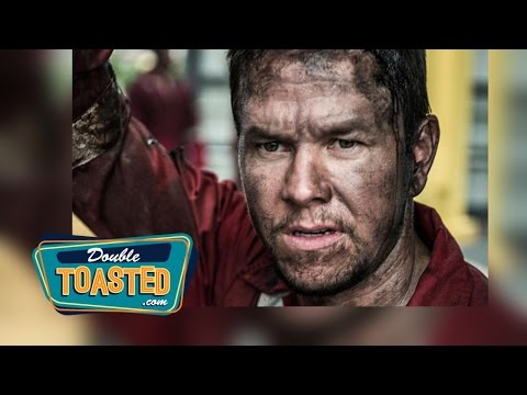 DEEPWATER HORIZON MOVIE REVIEW – Double Toasted Review