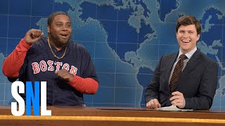 Weekend Update: David Ortiz's Post-Retirement Plans - SNL