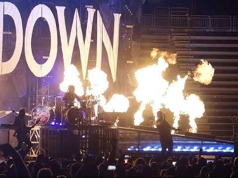Shinedown Full Show @ T-Mobile Arena 10/28/16