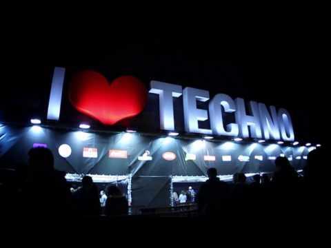 Jeff Mills   Laurent Garnier I Love Techno
