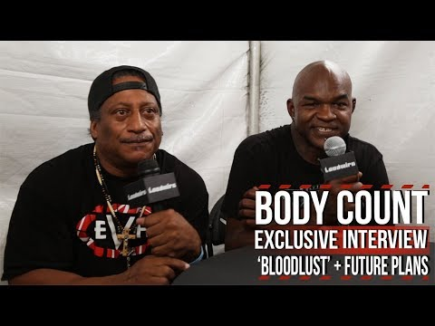 Body Count: Finally We're Recognized for Good Songs, Not Just Color