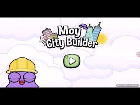Como ter dinheiro infinito no moy city builder e material de construção é  muito fácil