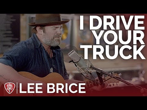 Lee Brice - I Drive Your Truck (Acoustic) // The George Jones Sessions