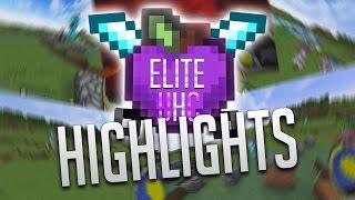 ¡UHC ELITE HIGHLIGHTS! - Torneo en Minecraft