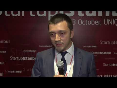 Integer8 - Interview - Startup Istanbul