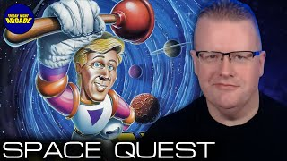 Space Quest I: The Sarien Encounter - DOS PC Game Review | Friday Night Arcade