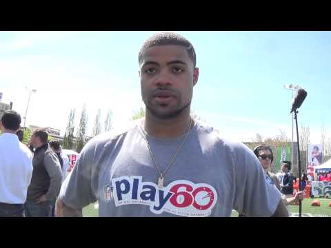 Interview w/ Broncos 2nd Round Pick Cody Latimer