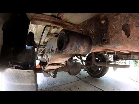 manual bushing removal and installation kit 11100