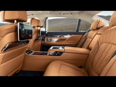 2020 BMW 7 Series - Interior