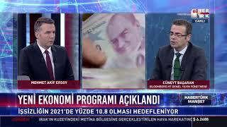 Yeni Ekonomi Programı açıklandı - Cüneyt Başaran
