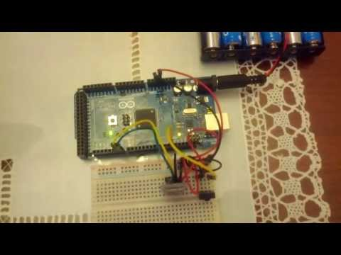 Android's XBMC controlled with TV remote + Arduino