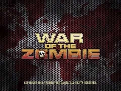 War of the Zombie - Official Trailer 1 for iPad / iPhone