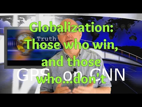 Globalization: its winners and losers