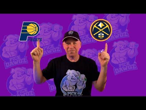 Denver Nuggets vs Indiana Pacers 3/15/21 Free NBA Pick and Prediction NBA Betting Tips