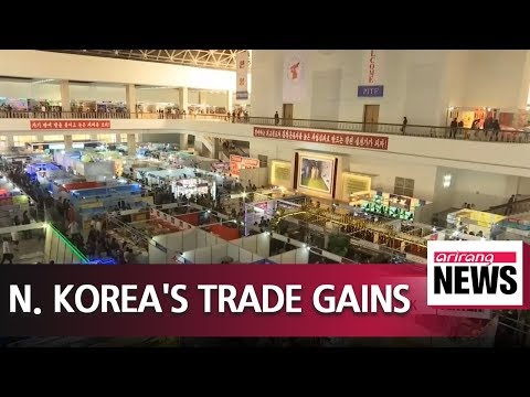 Trade boosted N. Korea's real income by up to 4.5% since 1996
