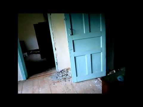 Джанхот август 2018 заброшенные базы, кинотеатр и могила брата писателя Короленко