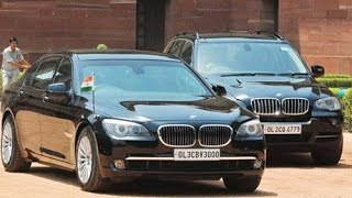 Prime Minister of India's Motorcade