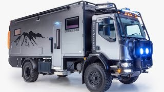 Inside A $500,000 Global Expedition Truck