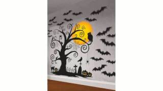 Halloween Wall Decorations - chocaric