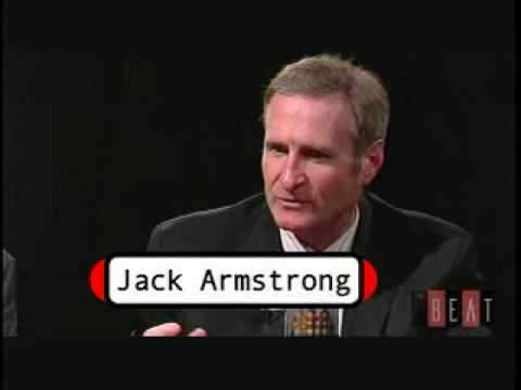 Chuck Swirsky and Jack Armstrong Interview Part Two