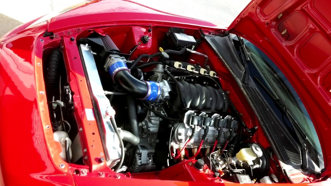 ls1 honda s2000 with ac youtube rh youtube com 1965 Mustang Wiring Harness CJ7 Wiring Harness