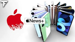 iPhone 12 mini oнne Face ID ⁉️ Neues iPad PRO   AppleNews+