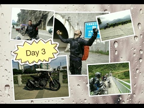 Day 3 - Scouting Southern China
