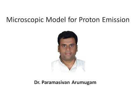 Microscopic Model for Proton Emission_Nuclear Physics Meet 2015